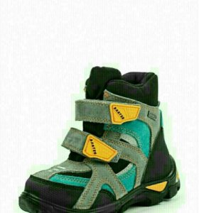 Ботиночки натуральная замша в идеальном состоянии