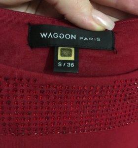 Шикарное платье Waggon