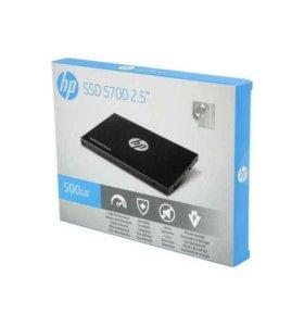 """HP S700 Pro 2.5"""" 512GB SATA III 3D nand INT. SSD"""