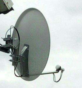 Спутниковое и эфирное ТВ