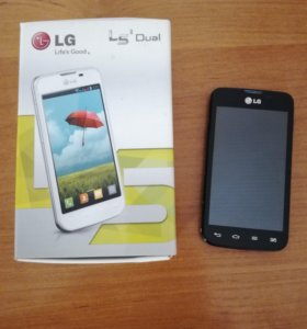 LG OPTIMUS L5 Duall, на запчасти.