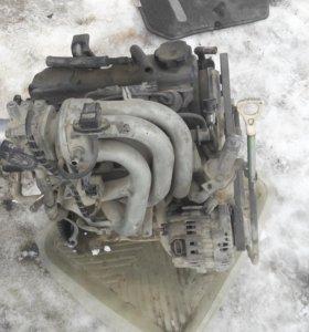 Двигатель паджеро мини 2001г