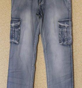 Новые мужские джинсы 34