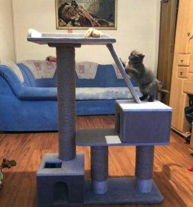 Большой комплекс для кошки
