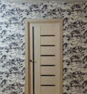 Установка дверей, ламинат , гипсокартон и др