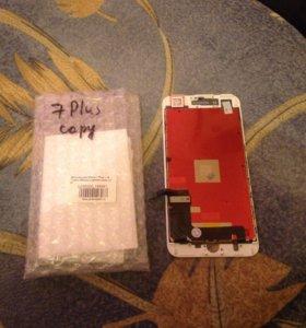 Дисплей для iphone 7 plus