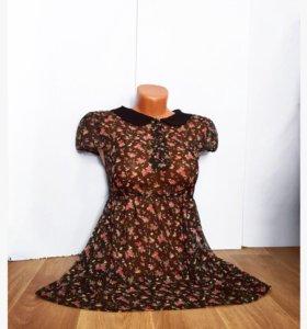 Новая фирменная блуза
