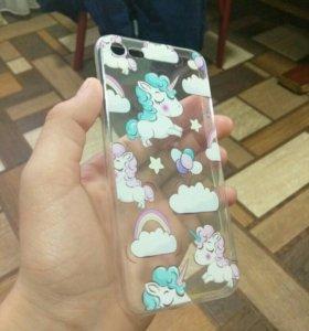 Чехол (Бампер)Iphone 7