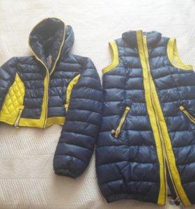 Куртка для подростка девочки