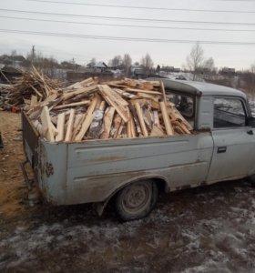Продам дрова, навоз