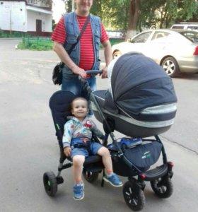 Дополнительное кресло для 2 ого ребенка