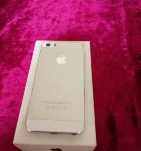 iPhone 5s 16g в хорошем состоянии.