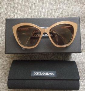 Очки солнцезащитные DOLCE GABBANA