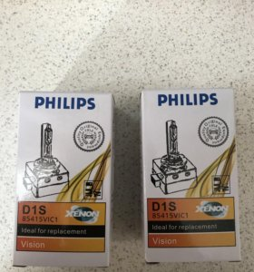 Лампочки Philips D1S