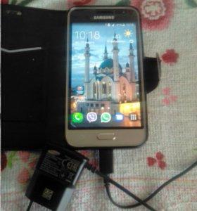 2 Андроида. Samsung GALAXY S5 mini и J16