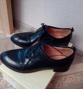 Туфли (ботинки) женские