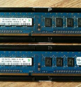 Оперативная память hynix 2GB DDR3 1333Мгц