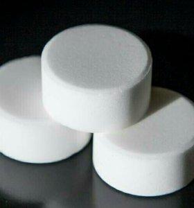 Таблетированная соль для посудомойки
