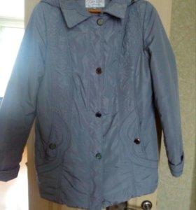 Куртка женская димисезонная