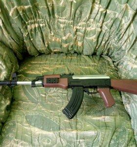 Ак-47.