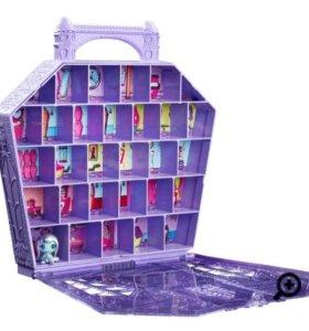 Кейс для Minis Monster high