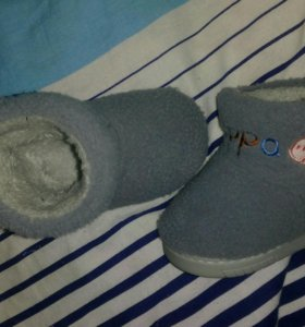 Ботиночки (угги)