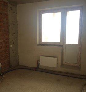 Окно с балконной дверью KBE