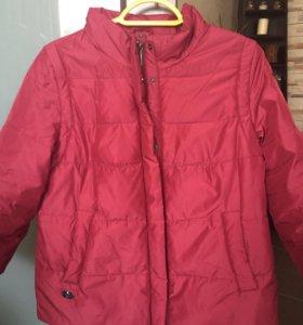 Продам классную куртку 2 в 1