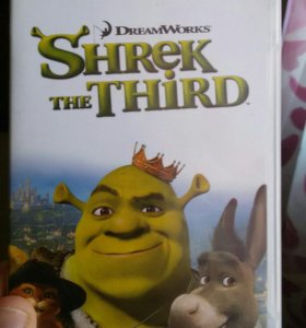 Игра для PlayStation Portable(PSP) Shrek the Third