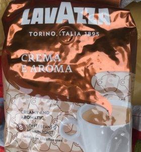 Кофе зерновой Lavazza, 1 кг