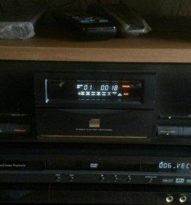"""CD - Recorder """"Pioneer PDR-04"""" (Япония)"""