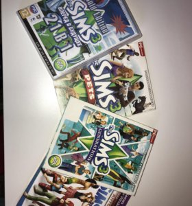 Sims 3/4