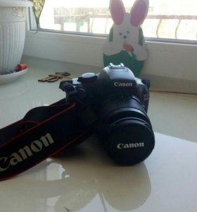 Фотоаппарат Canon Eos1100 D