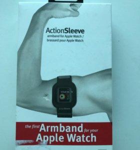 Спортивный ремешок Apple Watch