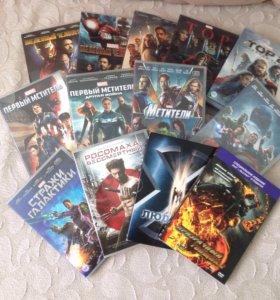 Marvel диски