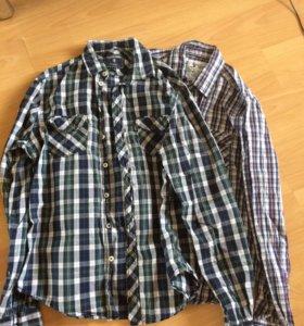 Мужские рубашки фирменные
