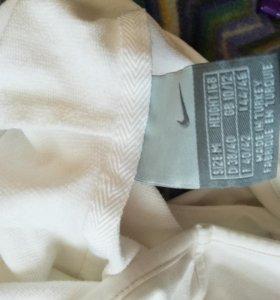 Оригинальная борцовка Nike с капюшоном
