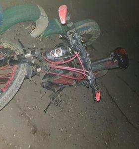 Велосипед sshdu