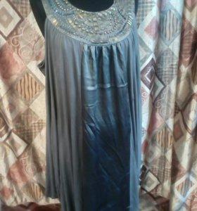 Оригинальное и очень красивое платье