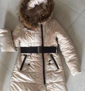 Пальто KIKO зима 9-12 лет