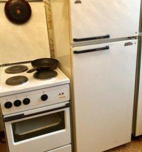 двухкамерный холодильник Минск 15