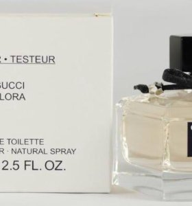 Flora by gucci 75 ml tester