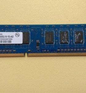 оперативная память DDR3 Elpida 1GB для ПК