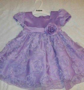 Платье р. 80