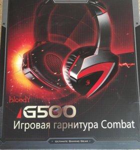 Игровая гарнитура Combat G500 Новая