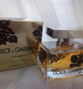 Dolce&Gabbana thе one lace edition