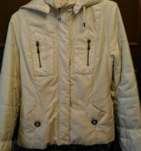 Куртка весна/осень 44размер