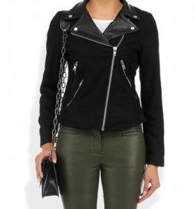 Шерстяная куртка-косуха