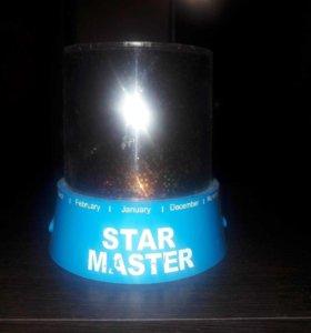 Проектор звездного неба, замечательный подарок