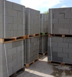 Блок пескоцементный от производителя в Рязани